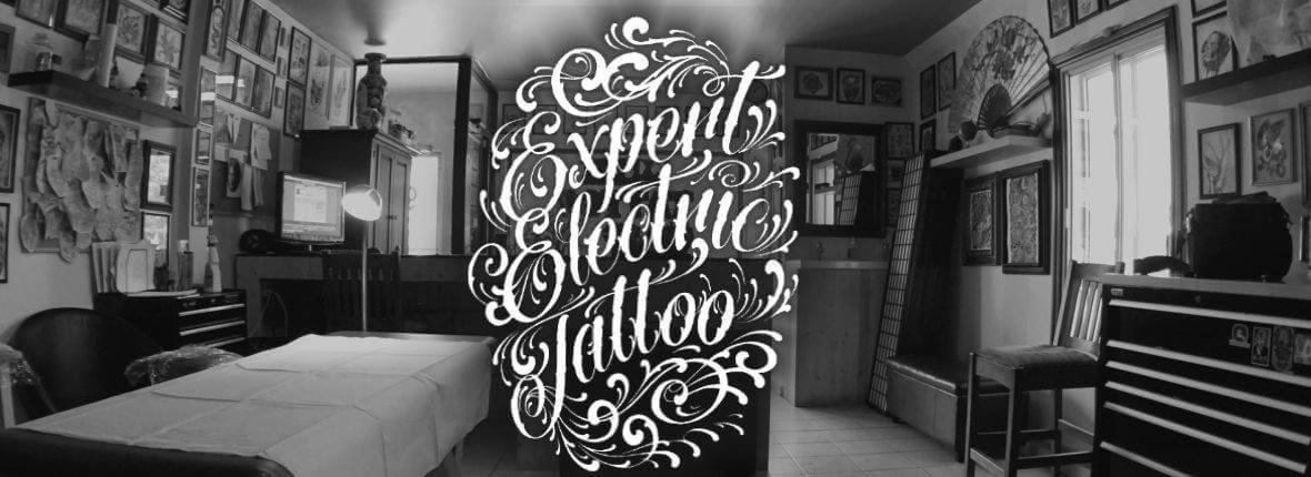 Expert Electric Tattoo Facebook Banner