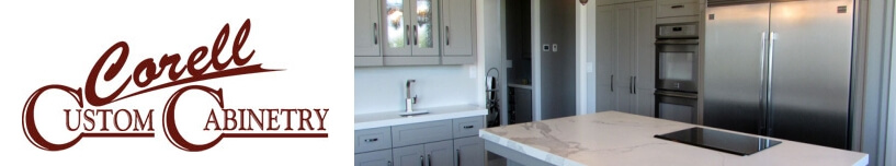 corell custom cabinetry