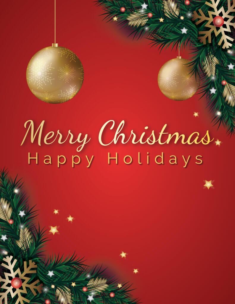 Guardian Association merry christmas